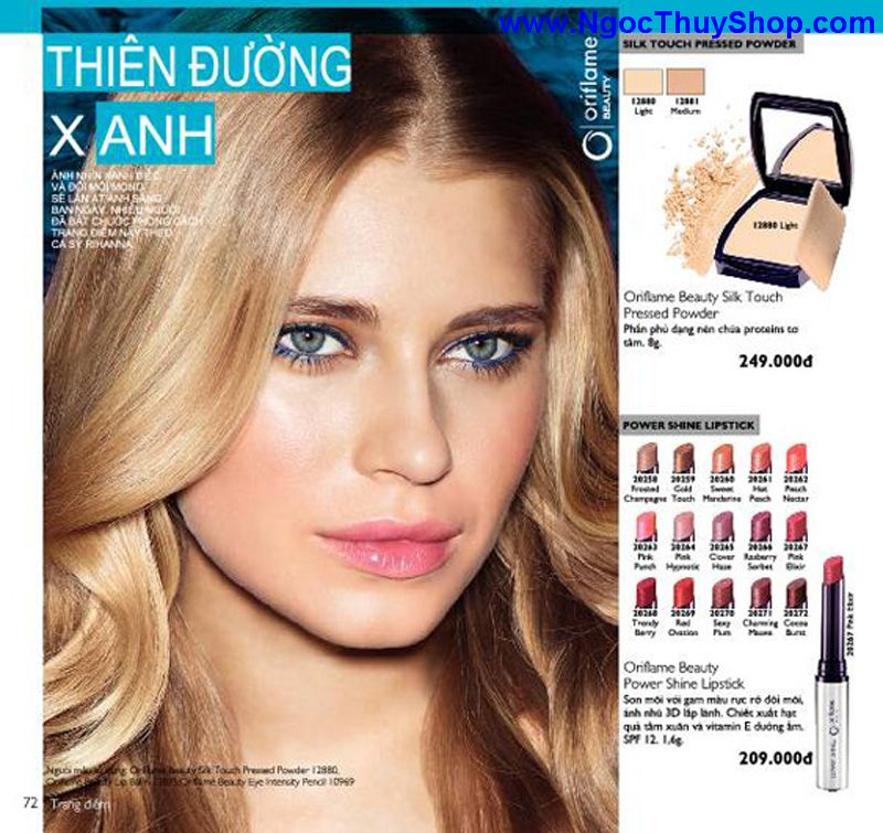 catalogue oriflame 6 2011 72 Catalogue Oriflame tháng 6/2011 – MyPhamOriflame.vn