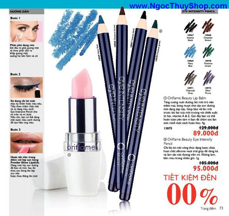 catalogue oriflame 6 2011 73 Catalogue Oriflame tháng 6/2011 – MyPhamOriflame.vn