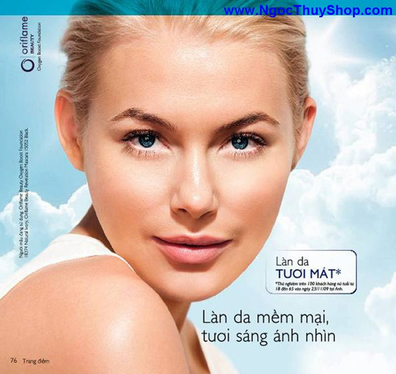 catalogue oriflame 6 2011 76 Catalogue Oriflame tháng 6/2011 – MyPhamOriflame.vn