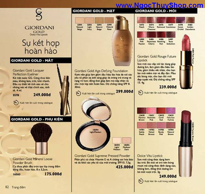catalogue oriflame 6 2011 82 Catalogue Oriflame tháng 6/2011 – MyPhamOriflame.vn