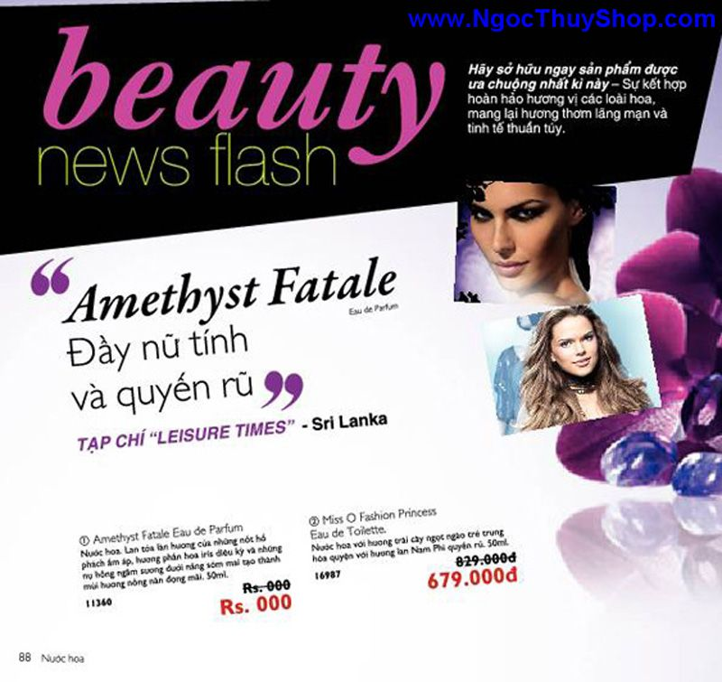 catalogue oriflame 6 2011 88 Catalogue Oriflame tháng 6/2011 – MyPhamOriflame.vn