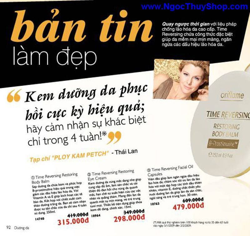 catalogue oriflame 6 2011 92 Catalogue Oriflame tháng 6/2011 – MyPhamOriflame.vn