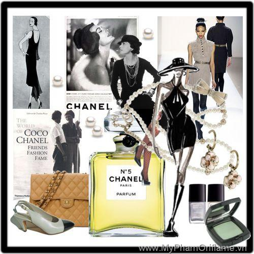 Chanel No 5 - Nước hoa của mọi thời đại