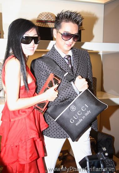 Gucci Dam Vinh Hung
