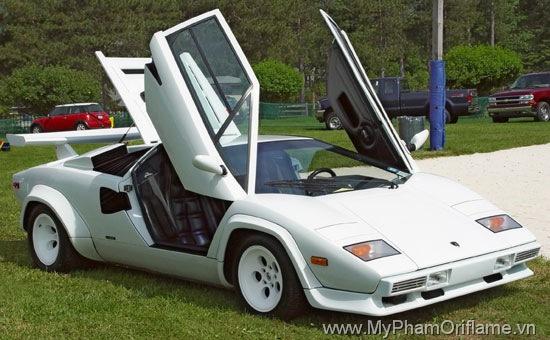 Lich Su Hang Xe Lamborghini 5