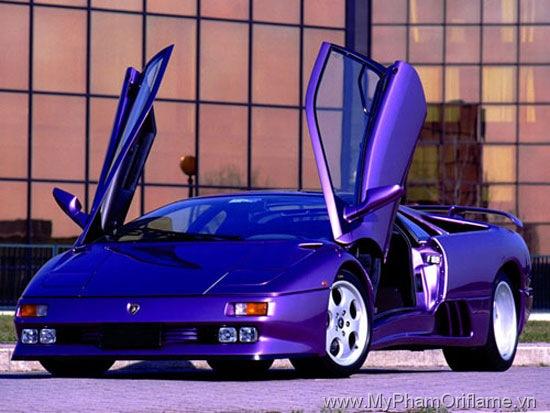 Lich Su Hang Xe Lamborghini 6