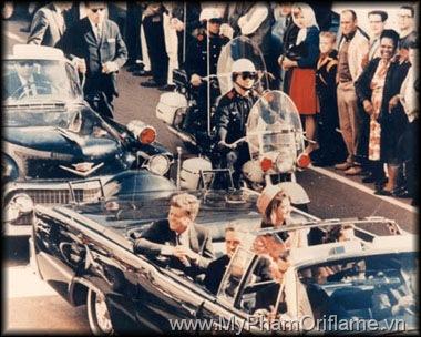 Lincoln trên chiếc Limousine