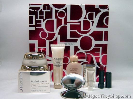 My Pham Shiseido