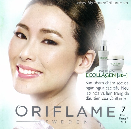 Oriflame - Catalogue 7-2011 - 1