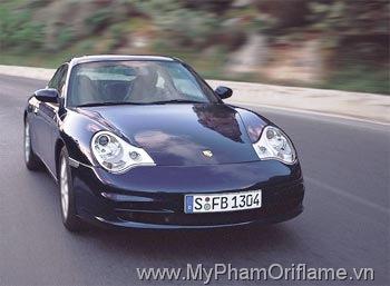Porsche Carrera coupe