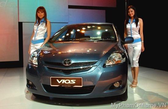 Toyota Vios 2007 3
