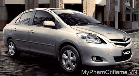 Toyota Vios 2007 4