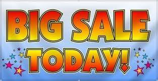 Big Sales Today