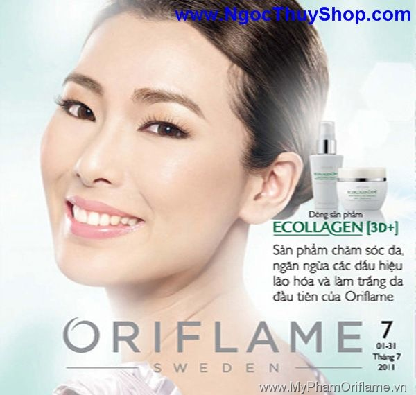 Catalogue-My Pham-Oriflame-001