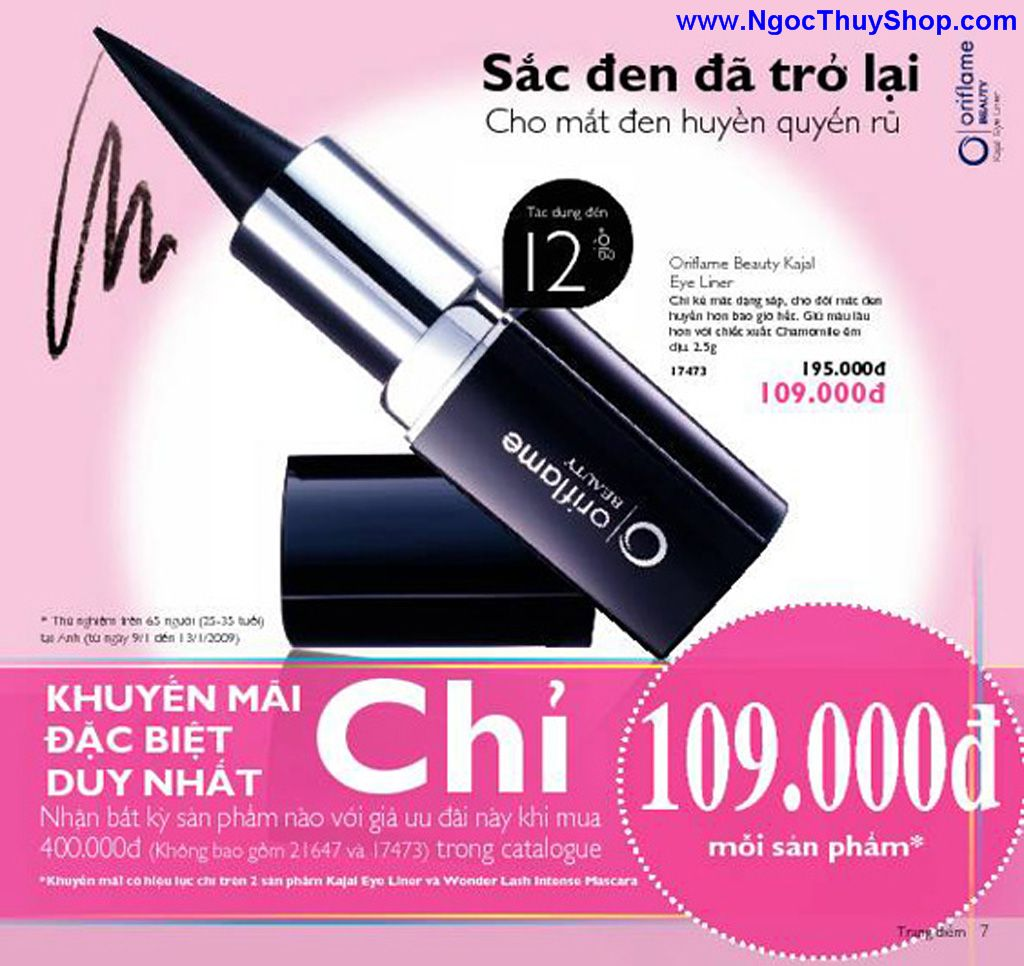 catalogue my pham oriflame 8 2011 007 Catalogue Oriflame tháng 8/2011 – MyPhamOriflame.vn