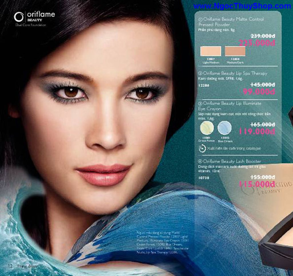 catalogue my pham oriflame 8 2011 012 Catalogue Oriflame tháng 8/2011 – MyPhamOriflame.vn