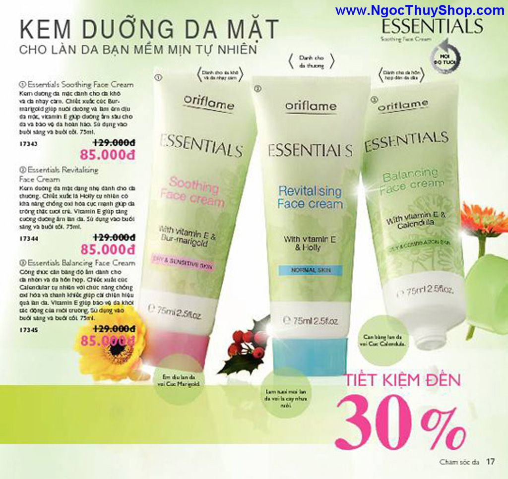 catalogue my pham oriflame 8 2011 017 Catalogue Oriflame tháng 8/2011 – MyPhamOriflame.vn