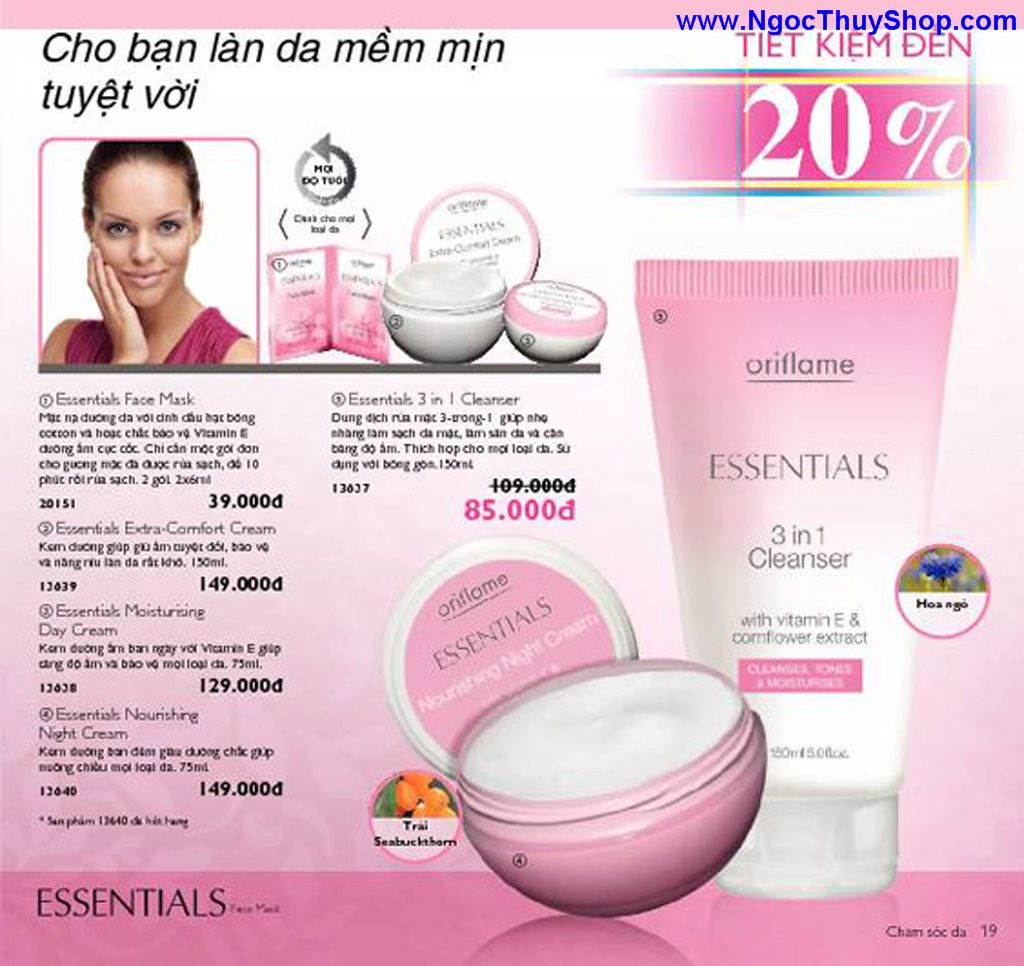 catalogue my pham oriflame 8 2011 019 Catalogue Oriflame tháng 8/2011 – MyPhamOriflame.vn