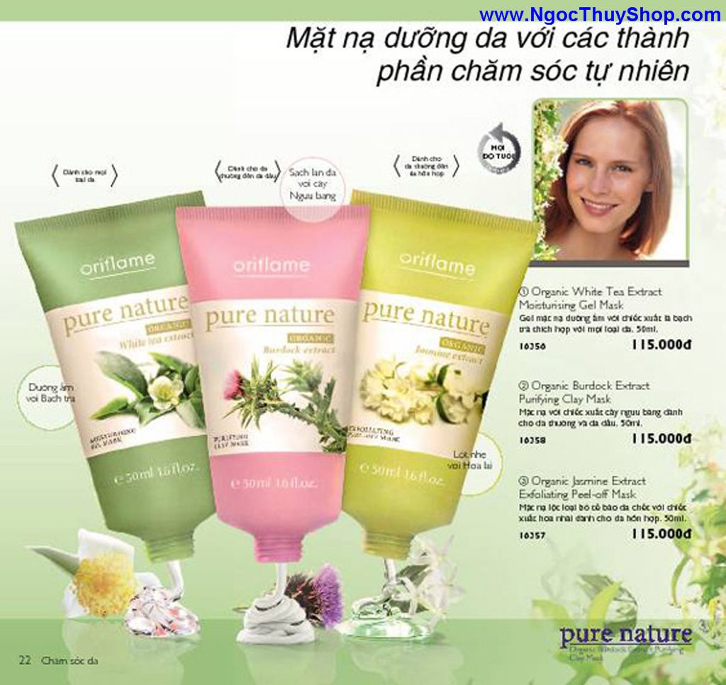 catalogue my pham oriflame 8 2011 022 Catalogue Oriflame tháng 8/2011 – MyPhamOriflame.vn