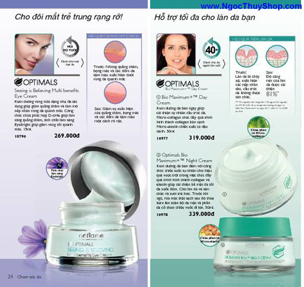 catalogue my pham oriflame 8 2011 024 Catalogue Oriflame tháng 8/2011 – MyPhamOriflame.vn