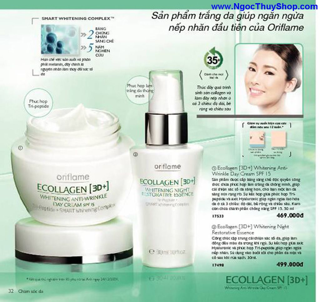 catalogue my pham oriflame 8 2011 032 Catalogue Oriflame tháng 8/2011 – MyPhamOriflame.vn