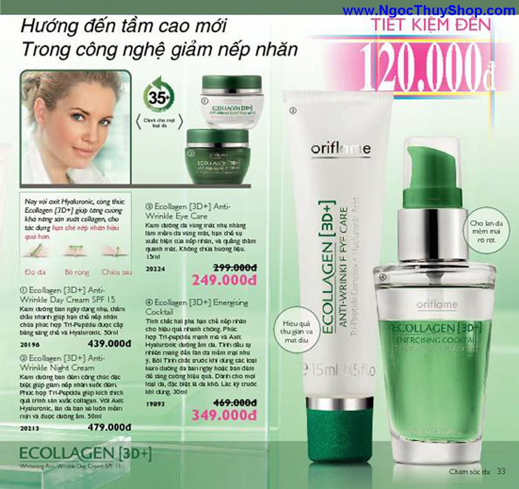 catalogue my pham oriflame 8 2011 033 Catalogue Oriflame tháng 8/2011 – MyPhamOriflame.vn