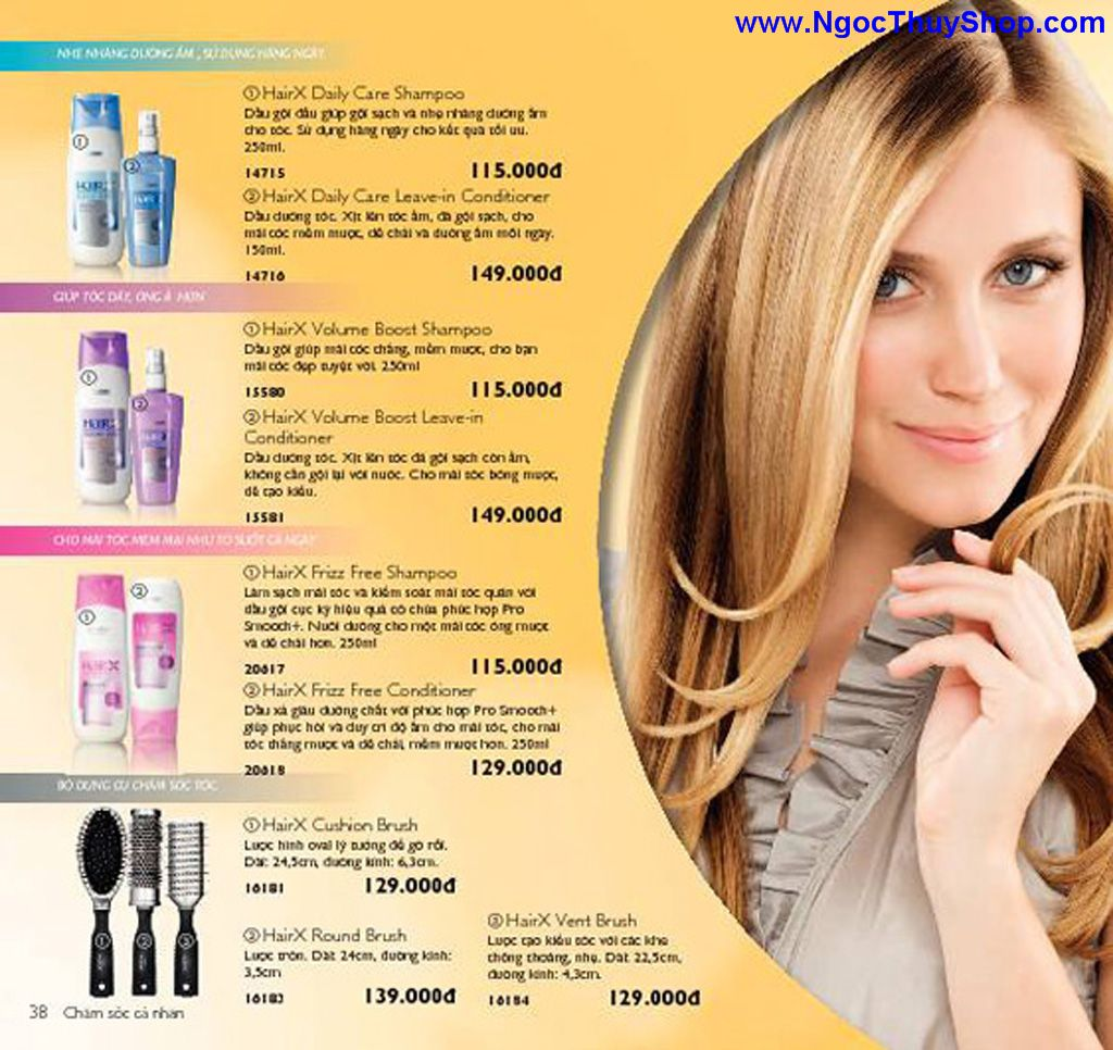 catalogue my pham oriflame 8 2011 038 Catalogue Oriflame tháng 8/2011 – MyPhamOriflame.vn