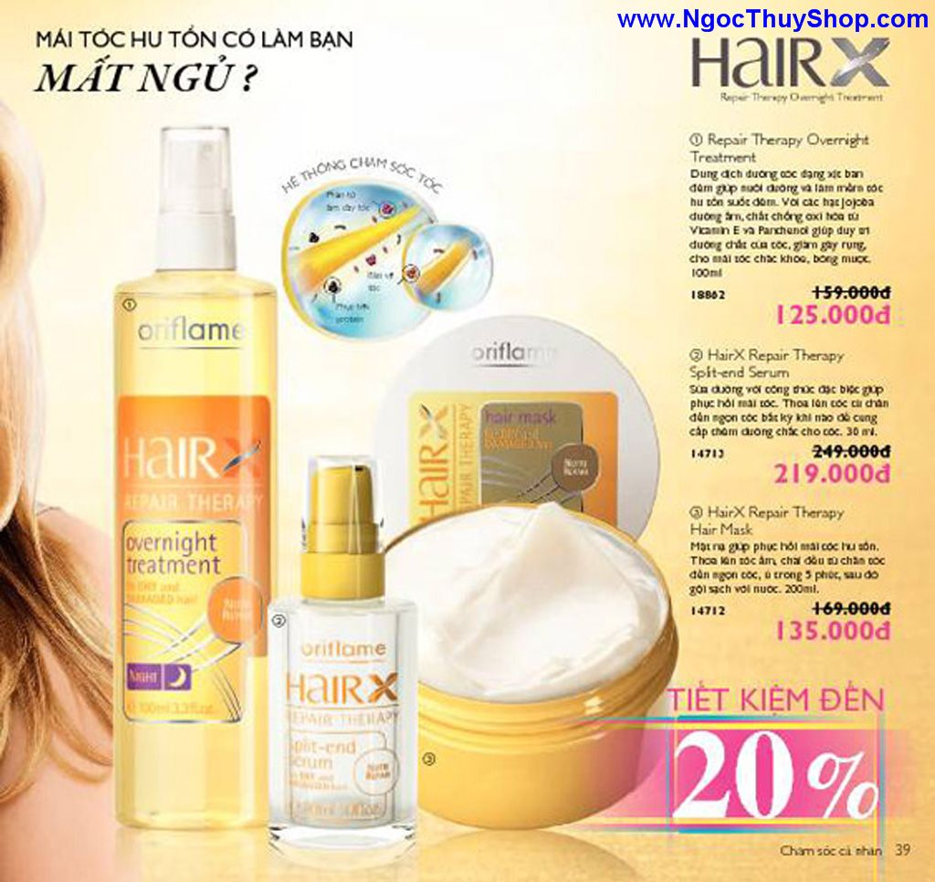catalogue my pham oriflame 8 2011 039 Catalogue Oriflame tháng 8/2011 – MyPhamOriflame.vn
