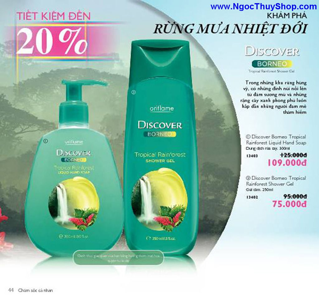 catalogue my pham oriflame 8 2011 044 Catalogue Oriflame tháng 8/2011 – MyPhamOriflame.vn