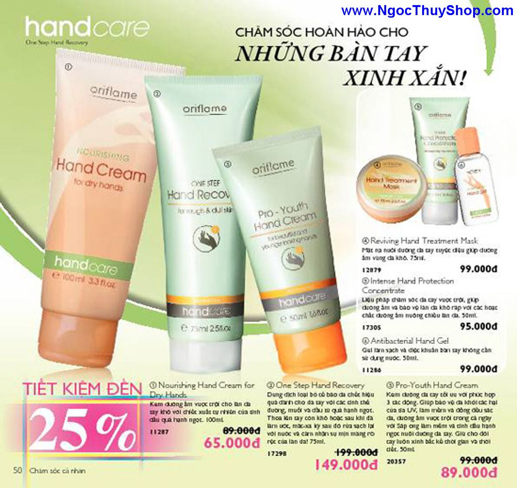 catalogue my pham oriflame 8 2011 050 Catalogue Oriflame tháng 8/2011 – MyPhamOriflame.vn
