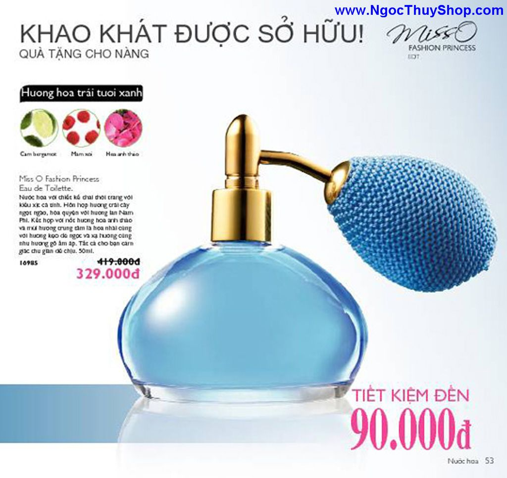 catalogue my pham oriflame 8 2011 053 Catalogue Oriflame tháng 8/2011 – MyPhamOriflame.vn