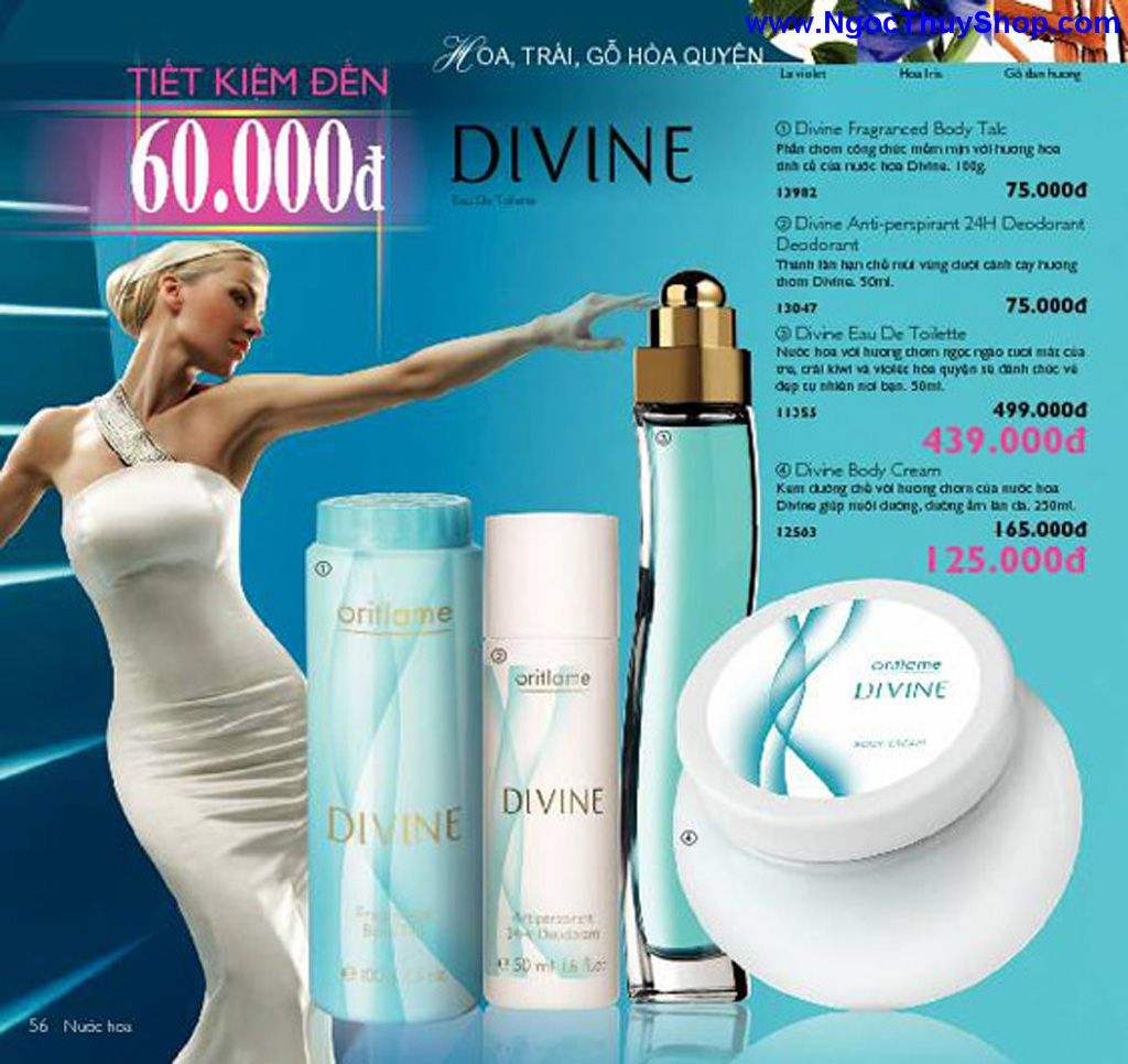 catalogue my pham oriflame 8 2011 056 Catalogue Oriflame tháng 8/2011 – MyPhamOriflame.vn