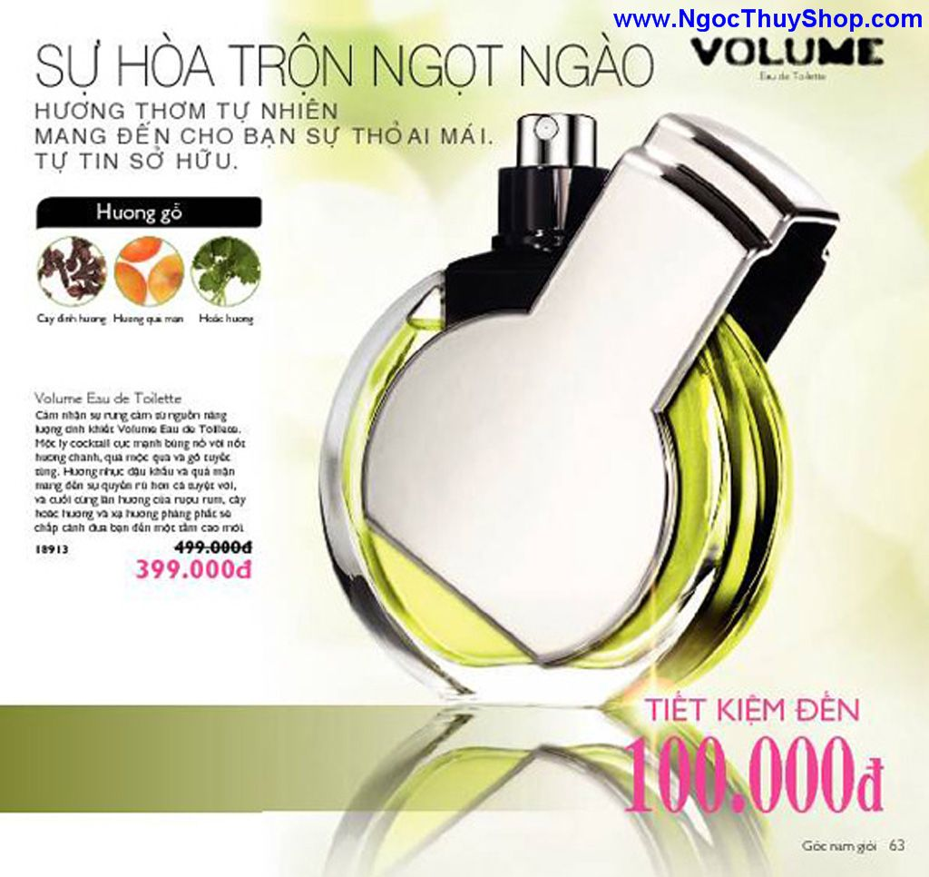 catalogue my pham oriflame 8 2011 063 Catalogue Oriflame tháng 8/2011 – MyPhamOriflame.vn