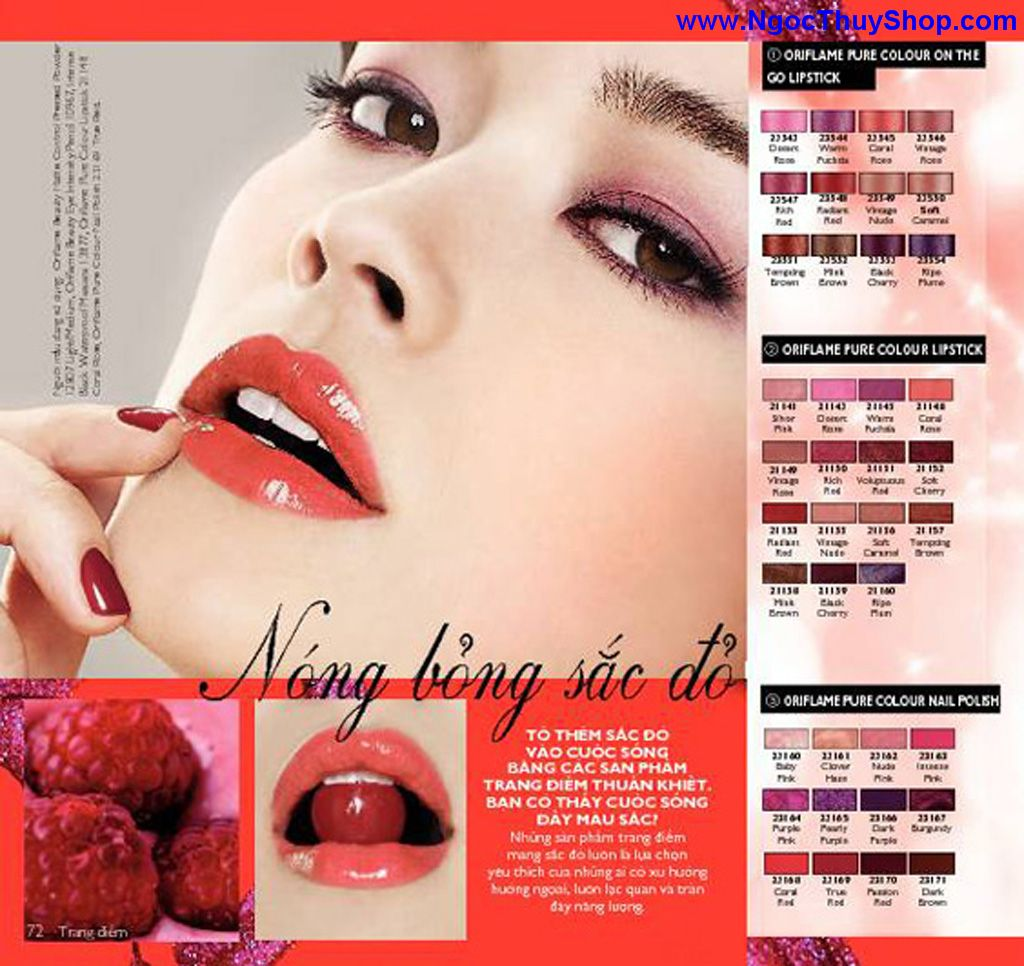 catalogue my pham oriflame 8 2011 072 Catalogue Oriflame tháng 8/2011 – MyPhamOriflame.vn