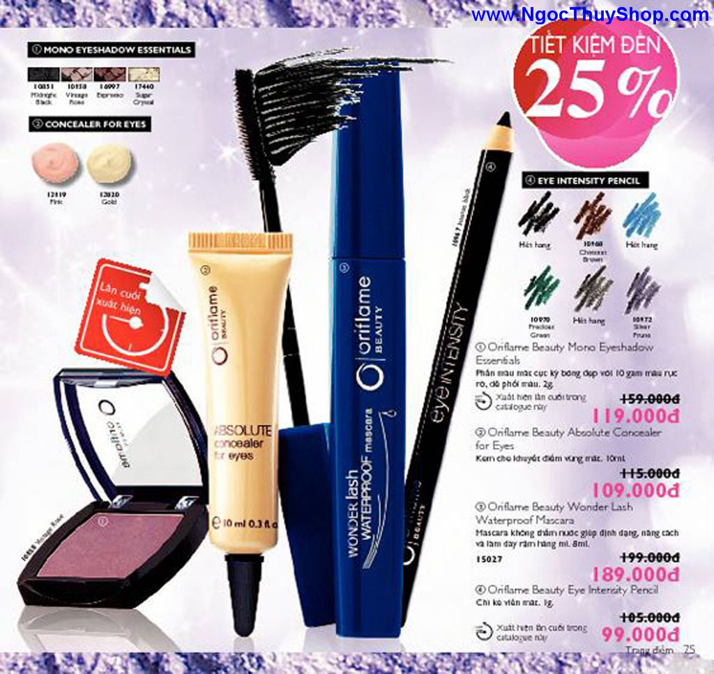 catalogue my pham oriflame 8 2011 075 Catalogue Oriflame tháng 8/2011 – MyPhamOriflame.vn