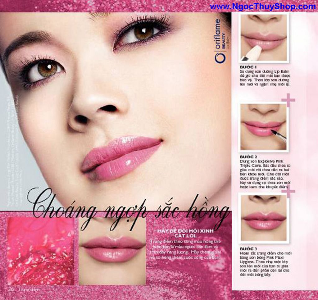 catalogue my pham oriflame 8 2011 076 Catalogue Oriflame tháng 8/2011 – MyPhamOriflame.vn
