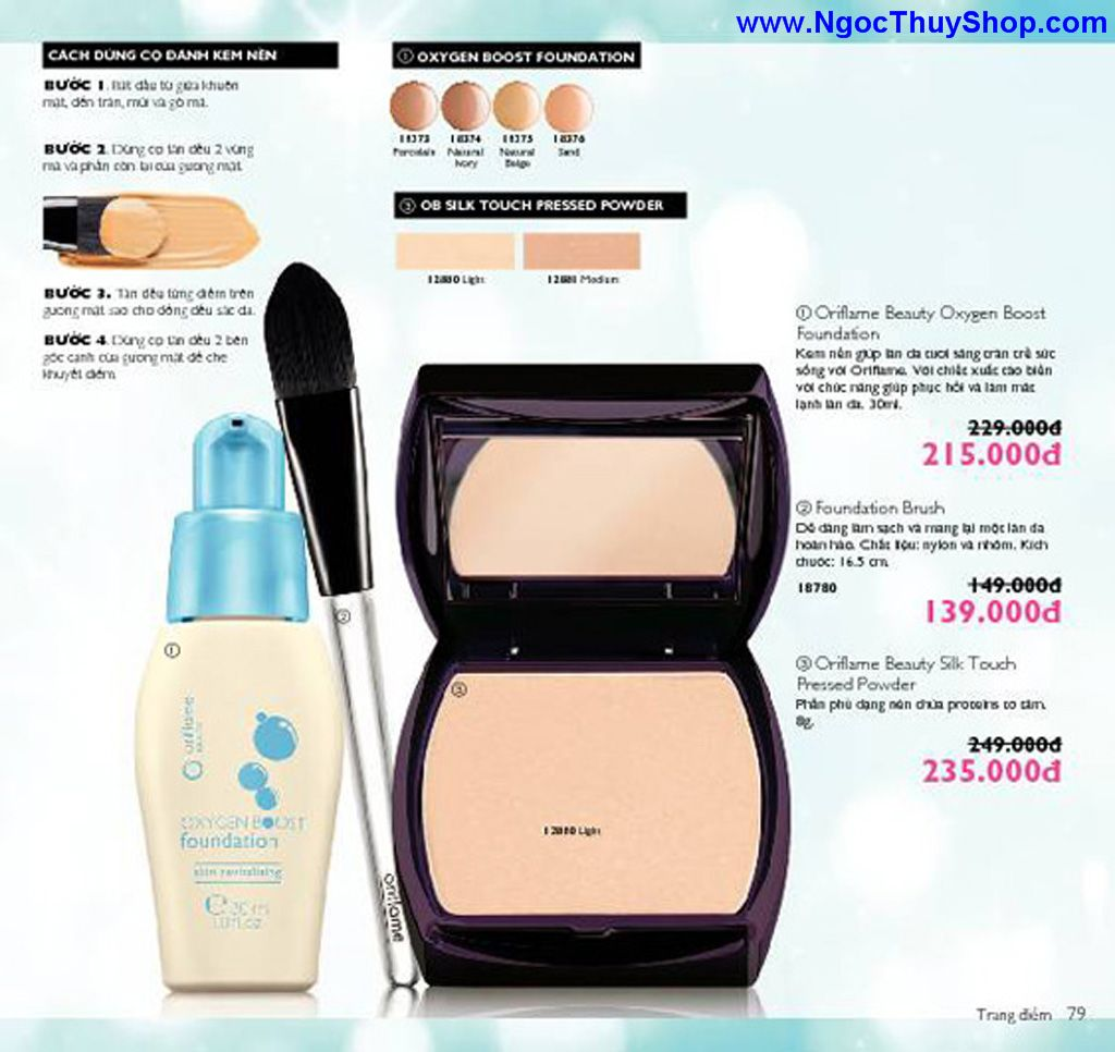catalogue my pham oriflame 8 2011 079 Catalogue Oriflame tháng 8/2011 – MyPhamOriflame.vn