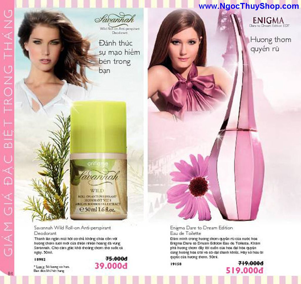 catalogue my pham oriflame 8 2011 084 Catalogue Oriflame tháng 8/2011 – MyPhamOriflame.vn
