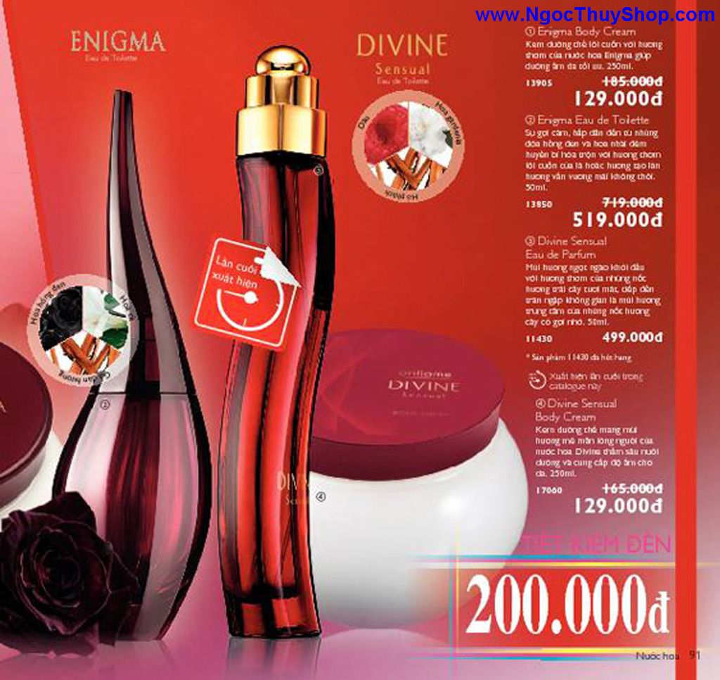 catalogue my pham oriflame 8 2011 091 Catalogue Oriflame tháng 8/2011 – MyPhamOriflame.vn