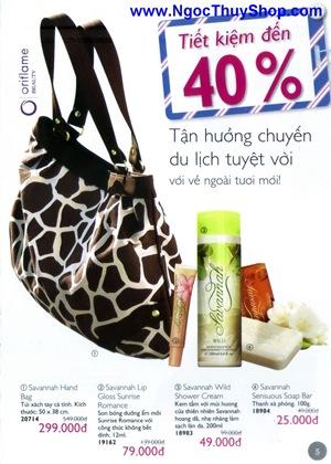 Oriflame Bazaar 07-2011 - 05
