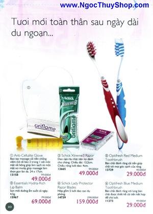 Oriflame Bazaar 07-2011 - 10