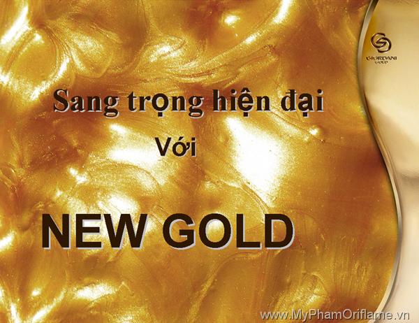 Oriflame Giordani Gold mới