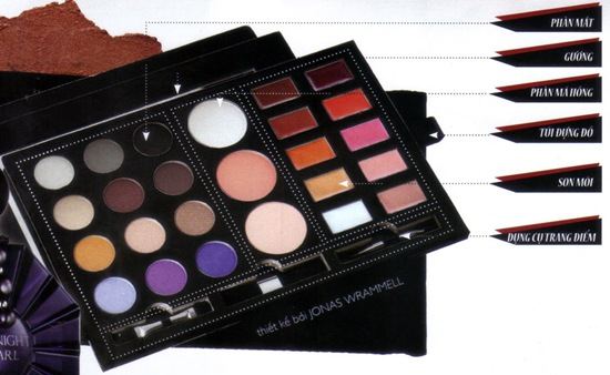 Oriflame Make That Change Pallete