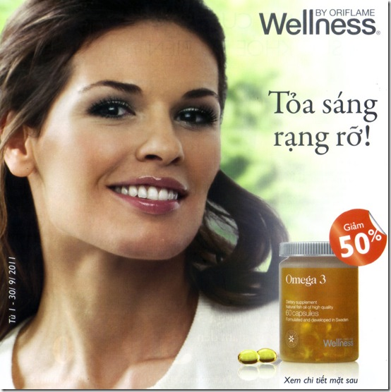Wellness by Oriflame - Uu Dai Thang 9-2011 - 1