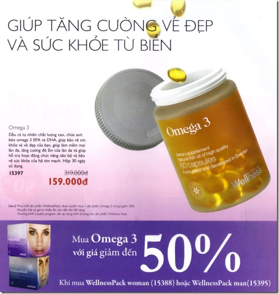 Wellness by Oriflame - Uu Dai Thang 9-2011 - 2