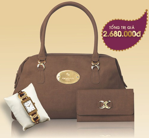 Oriflame Giordani Gold Collection 2012