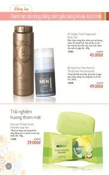 Oriflame Bazaar Flyer 6-2012.Page 10