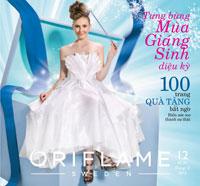 Catalogue mỹ phẩm Oriflame hiện tại - NHIỀU KHUYẾN MÃI, GIẢM GIÁ
