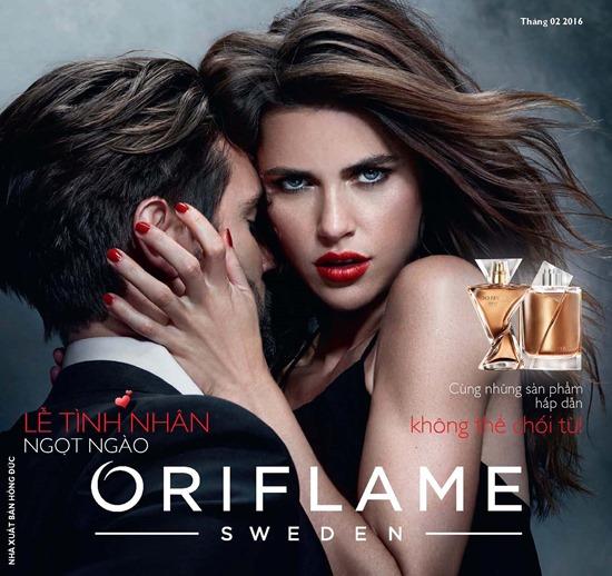 Catalogue mỹ phẩm Oriflame 2-2016