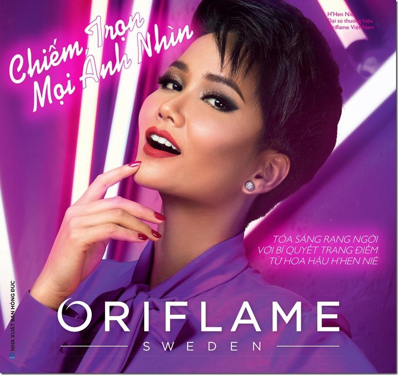 Catalogue mỹ phẩm Oriflame 4-2019
